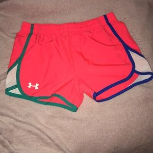 Youth Under Armor shorts
